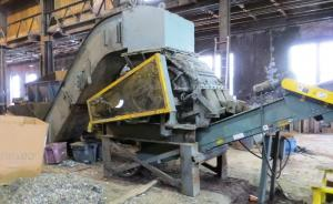 2400 Used American Pulverizer Ring Crusher Alan Ross
